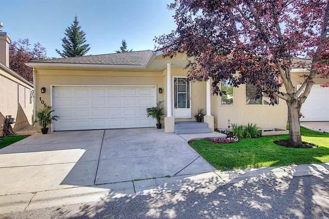105 Mckenzie Lake Gardens SE, Calgary, AB T2Z 3E7 (#A1021396) :: Western Elite Real Estate Group