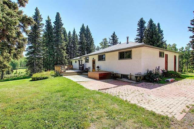 264061 162 Avenue W, Rural Foothills County, AB T0L 1W2 (#A1021403) :: Redline Real Estate Group Inc