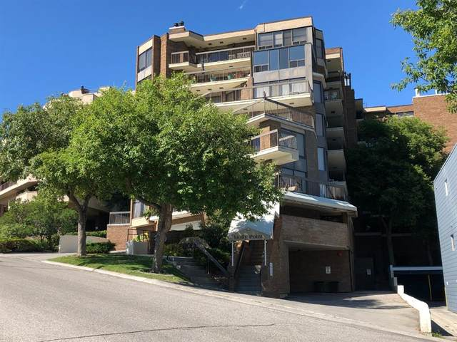 320 Meredith Road NE #302, Calgary, AB T2E 5A6 (#A1021408) :: Redline Real Estate Group Inc