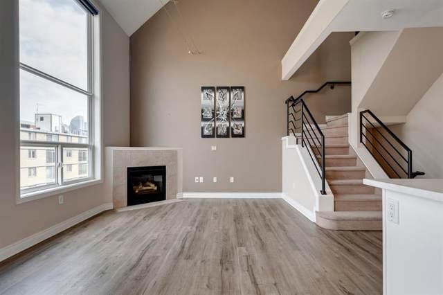 1514 11 Street SW #1205, Calgary, AB T2R 1G9 (#A1021426) :: Western Elite Real Estate Group