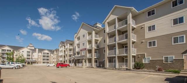 11230 104 Avenue #113, Grande Prairie, AB T8V 0P3 (#A1021449) :: Team Shillington | Re/Max Grande Prairie