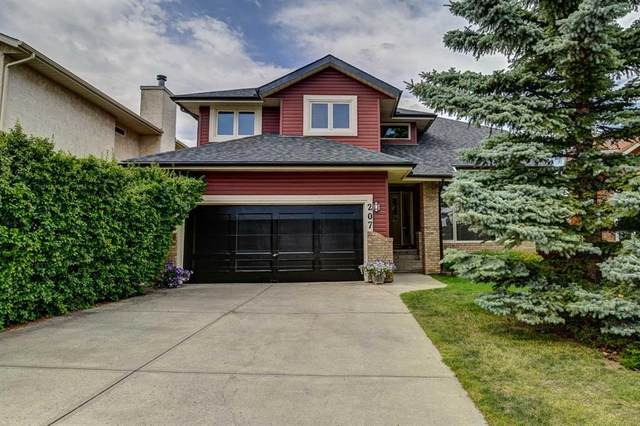 207 Edgebrook Close NW, Calgary, AB T2A 4W5 (#A1021462) :: Redline Real Estate Group Inc