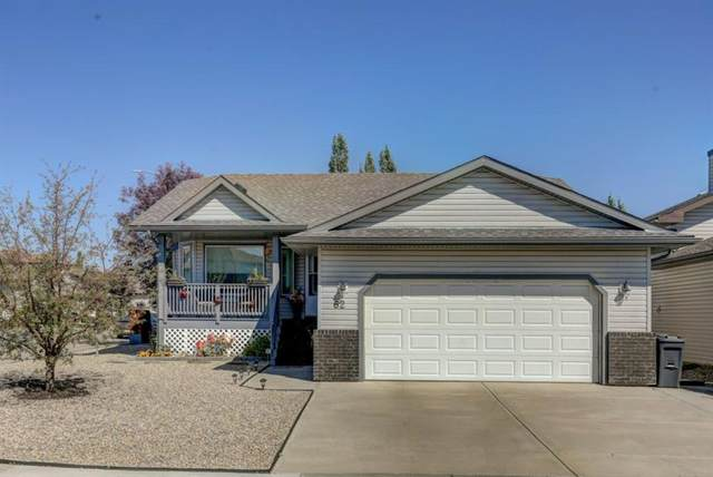 62 Aspen Circle, Strathmore, AB T1P 1X8 (#A1021522) :: Canmore & Banff