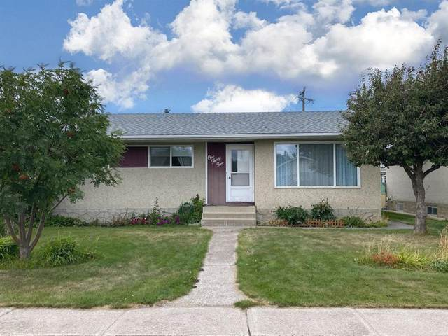 132 Maple Drive, Hinton, AB T7V 1N5 (#A1021555) :: Canmore & Banff