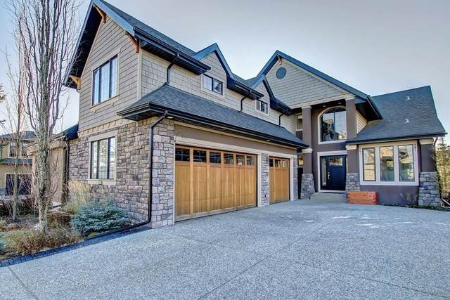 15 Aspen Meadows Manor SW, Calgary, AB T3H 5Z7 (#A1021588) :: Western Elite Real Estate Group