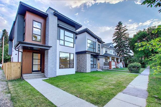 615 19 Avenue NW, Calgary, AB T2M 0Y9 (#A1021596) :: Western Elite Real Estate Group