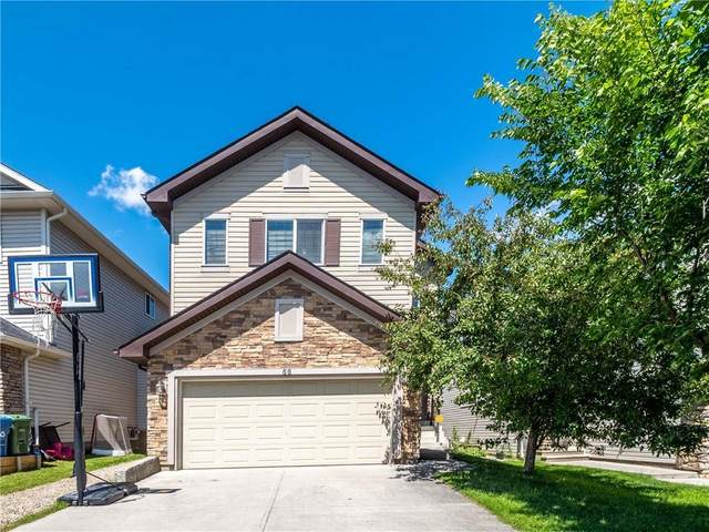 66 Kincora Glen Rise NW, Calgary, AB T3R 0B6 (#A1021600) :: Redline Real Estate Group Inc