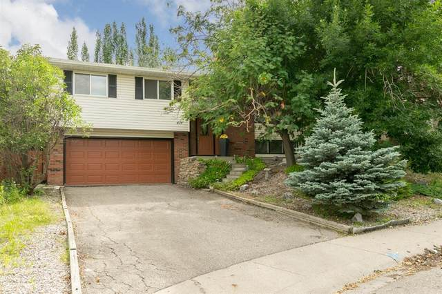 419 Cantrell Place SW, Calgary, AB T2W 2A4 (#A1021603) :: Redline Real Estate Group Inc