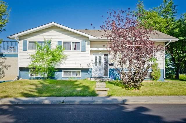 604 Canterbury Drive SW, Calgary, AB T2W 1R2 (#A1021638) :: Redline Real Estate Group Inc