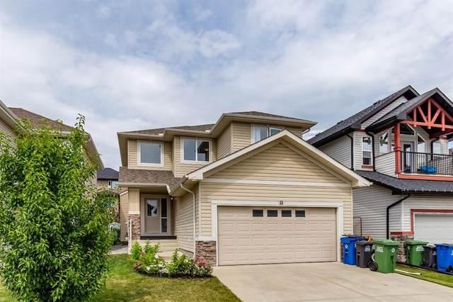 15 Sunset Close, Cochrane, AB T4C 0B3 (#A1021686) :: Redline Real Estate Group Inc