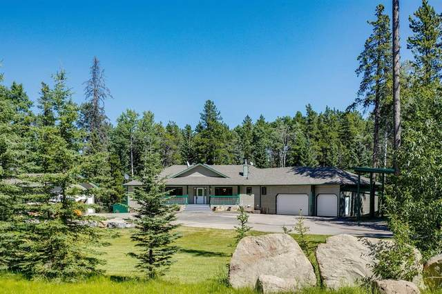 16 Highlands Terrace, Bragg Creek, AB T0L 0K0 (#A1021690) :: Redline Real Estate Group Inc