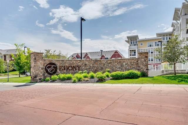 402 Marquis Lane SE #416, Calgary, AB T3M 2G7 (#A1021713) :: Western Elite Real Estate Group