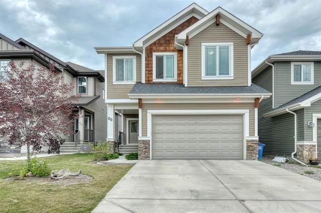 52 Sunset Terrace, Cochrane, AB T4C 0G1 (#A1021721) :: Redline Real Estate Group Inc