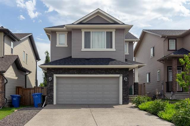 151 Cimarron Vista Crescent, Okotoks, AB T1S 0K3 (#A1021731) :: Canmore & Banff