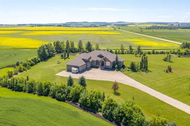 37321 Range Road 265, Rural Red Deer County, AB T4E 1K2 (#A1021744) :: Calgary Homefinders
