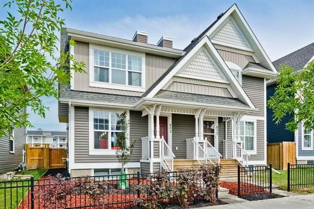 608 Auburn Bay Avenue SE, Calgary, AB T3M 1T3 (#A1021777) :: Western Elite Real Estate Group