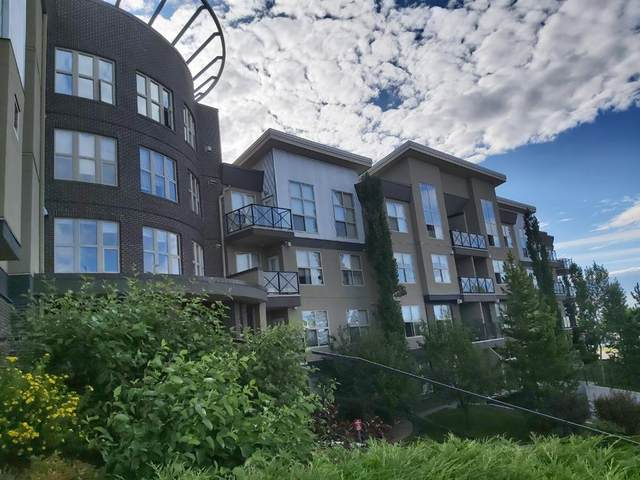 88 Arbour Lake Road NW #401, Calgary, AB T3G 0C2 (#A1021785) :: Calgary Homefinders