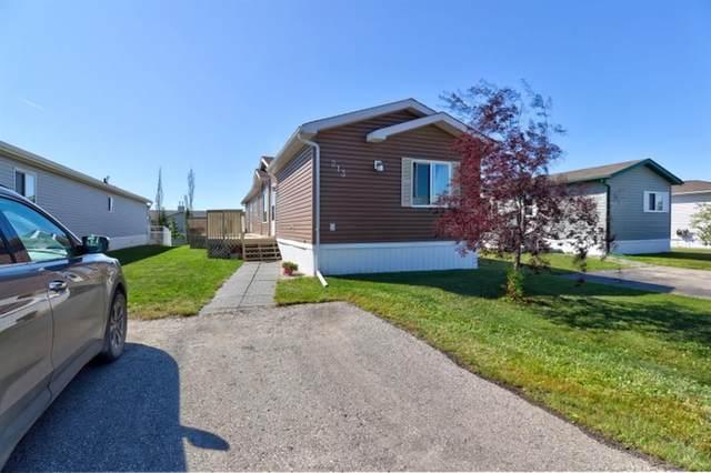 10615 88 Street #213, Grande Prairie, AB T8X 1P5 (#A1021875) :: Canmore & Banff