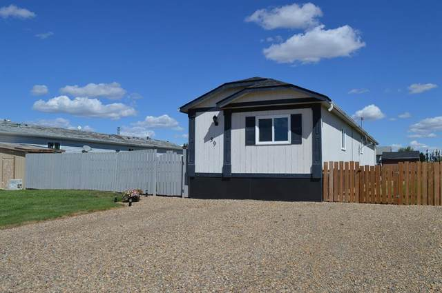 39 Sage Brush Estates, Rural Newell County, AB T1R 1P2 (#A1021877) :: Canmore & Banff