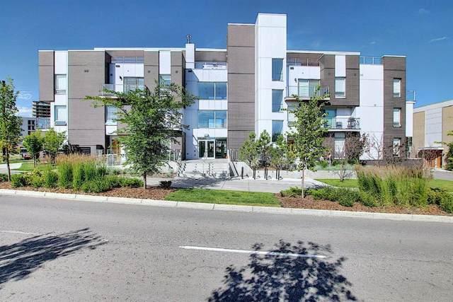 3125 39 Street #316, Calgary, AB T3B 6H5 (#A1021972) :: Canmore & Banff