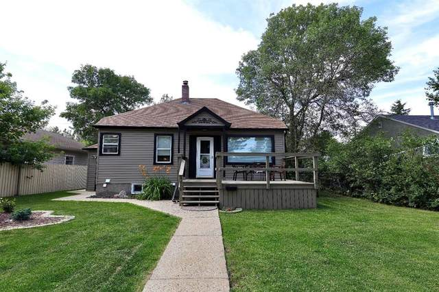 4616 48 Street, Camrose, AB T4V 1L1 (#A1021982) :: Canmore & Banff