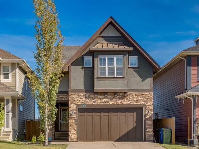 119 Mahogany Way SE, Calgary, AB T3M 1N5 (#A1021991) :: Redline Real Estate Group Inc