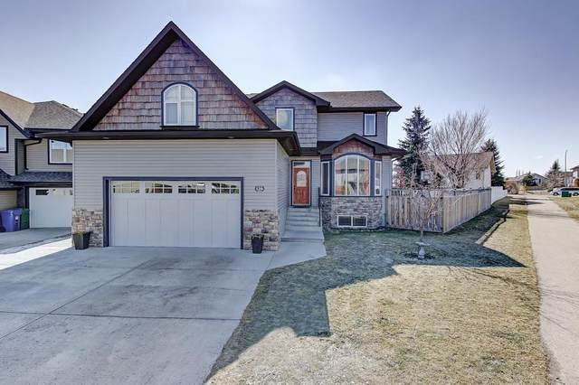 124 Camden Court, Strathmore, AB T1P 1Y1 (#A1022010) :: Calgary Homefinders
