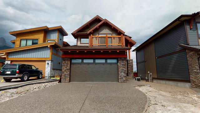 243 Stewart Creek Rise, Canmore, AB T1W 0L8 (#A1022029) :: Canmore & Banff
