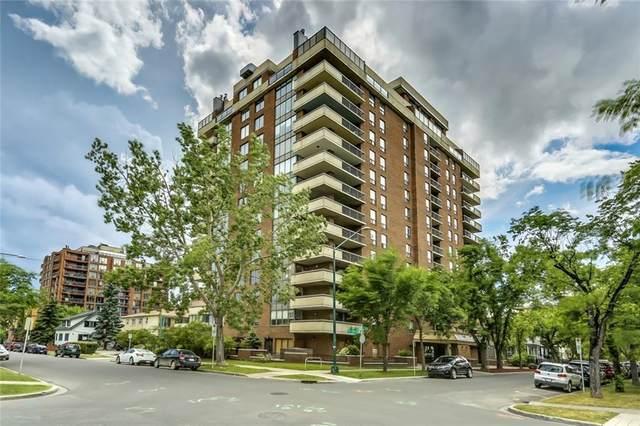 1001 13 Avenue SW #1260, Calgary, AB T2R 0L5 (#A1022114) :: Redline Real Estate Group Inc