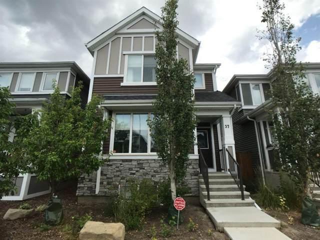 37 Red Embers Row NE, Calgary, AB T3N 0R3 (#A1022139) :: Redline Real Estate Group Inc