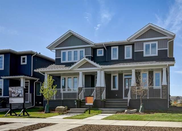 649 Redstone Drive NE, Calgary, AB T3N 1L1 (#A1022158) :: Calgary Homefinders