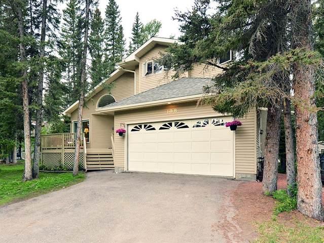 108 Manyhorses Drive, Bragg Creek, AB T3Z 1A1 (#A1022190) :: Canmore & Banff