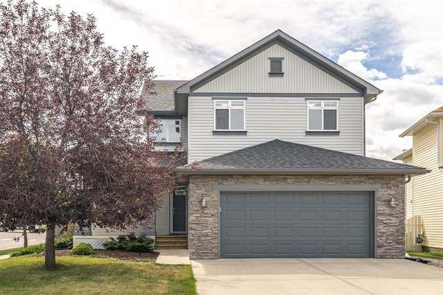 1 Crystal Shores Court, Okotoks, AB T1S 1W2 (#A1022213) :: Canmore & Banff