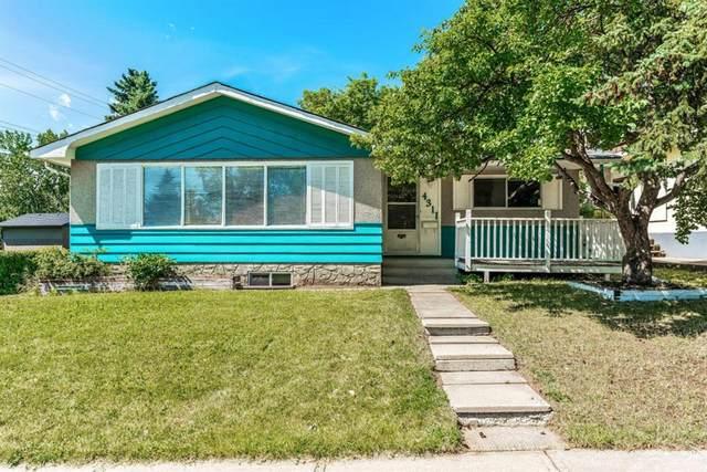 4311 Charleswood Drive NW, Calgary, AB T2L 2E3 (#A1022224) :: Calgary Homefinders