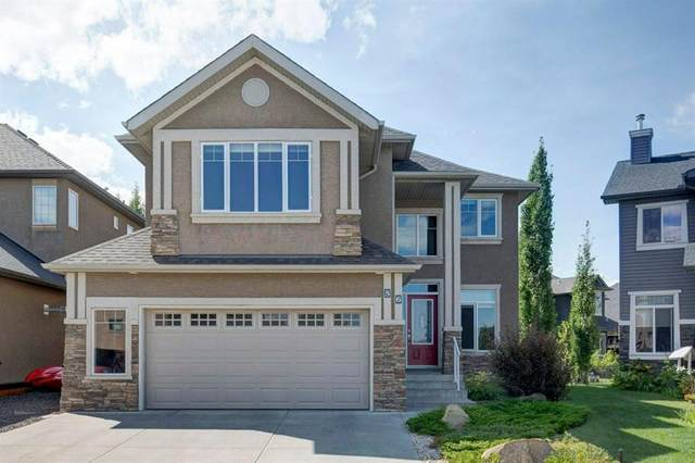 56 Evergreen Row SW, Calgary, AB T2Y 5H9 (#A1022272) :: Redline Real Estate Group Inc