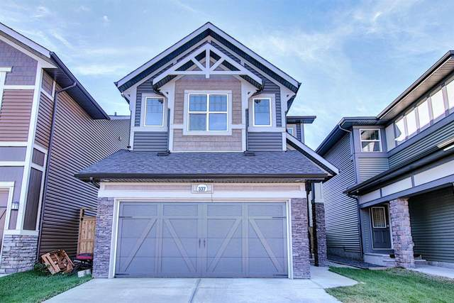 337 Clydesdale Way, Cochrane, AB T4C 0L6 (#A1022282) :: Calgary Homefinders