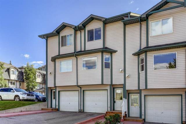200 Glacier Drive #52, Canmore, AB T1W 1K6 (#A1022310) :: Redline Real Estate Group Inc