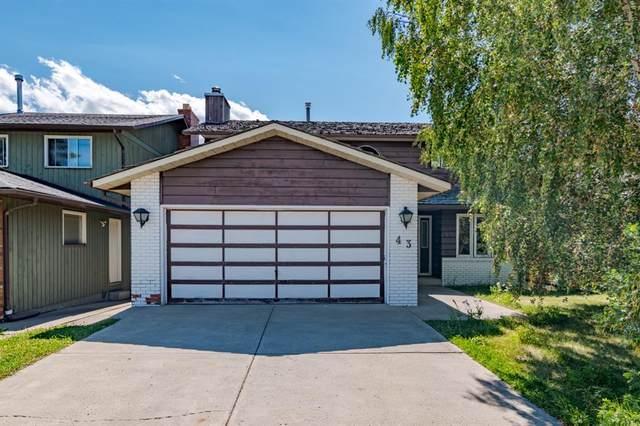 43 Hawkwood Road NW, Calgary, AB T3G 1Z3 (#A1022312) :: Calgary Homefinders