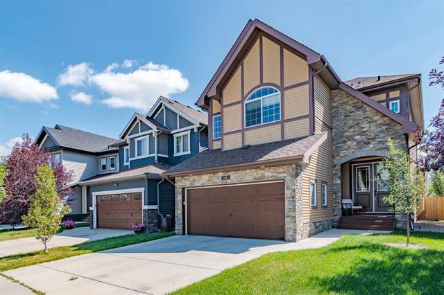 110 Cooperstown Lane SW, Airdrie, AB T4B 0Z9 (#A1022313) :: Redline Real Estate Group Inc