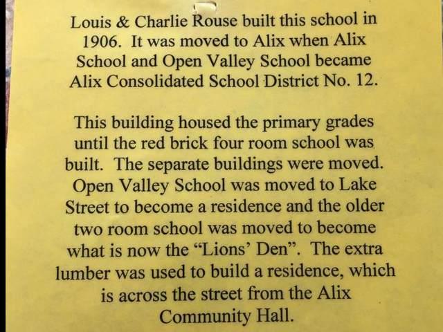 4823 & 4827 Lake Street, Alix, AB T0C 0B0 (#A1022346) :: Redline Real Estate Group Inc