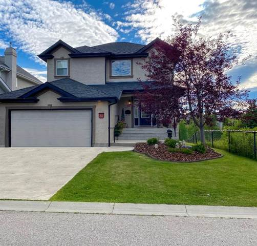 31 Tuscany Glen Place NW, Calgary, AB T3L 2T6 (#A1022356) :: Redline Real Estate Group Inc