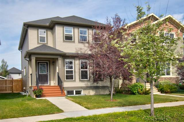 1168 Kings Heights Road SE, Airdrie, AB T4A 0K5 (#A1022415) :: Calgary Homefinders