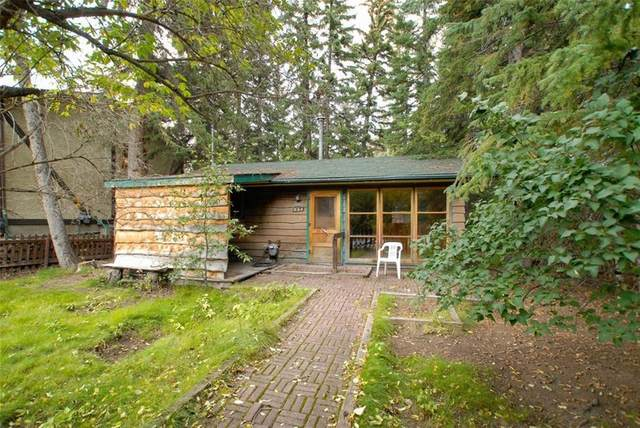 534 5th Street, Canmore, AB T1W 2G3 (#A1022445) :: Redline Real Estate Group Inc