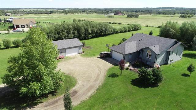 253037 Township Road 432, Rural Ponoka County, AB T4J 1R2 (#A1022456) :: Redline Real Estate Group Inc