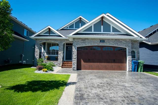 1075 Bayside Drive SW, Airdrie, AB T4B 4G9 (#A1022491) :: Redline Real Estate Group Inc