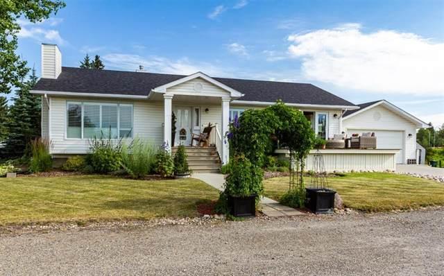 37 Ardiel Drive, Okotoks, AB T0L 1T0 (#A1022519) :: Canmore & Banff