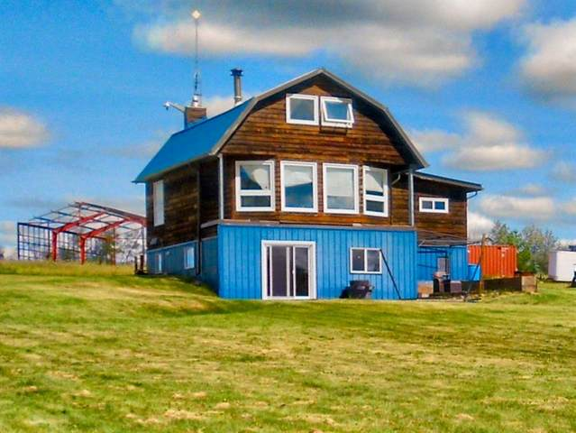 743049 Highway 733 Highway, Rural Grande Prairie No. 1, County of, AB T0H 3C0 (#A1022567) :: Team J Realtors