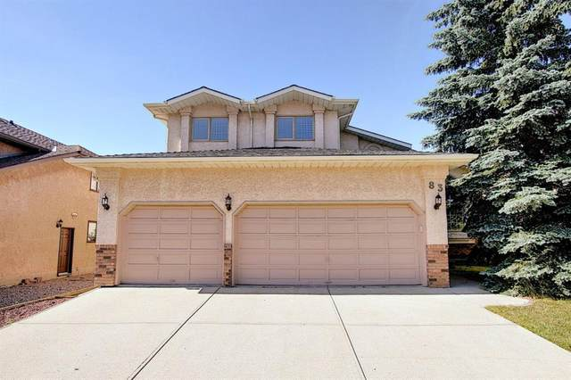 83 Silverstone Road NW, Calgary, AB T3B 4Y6 (#A1022592) :: Calgary Homefinders
