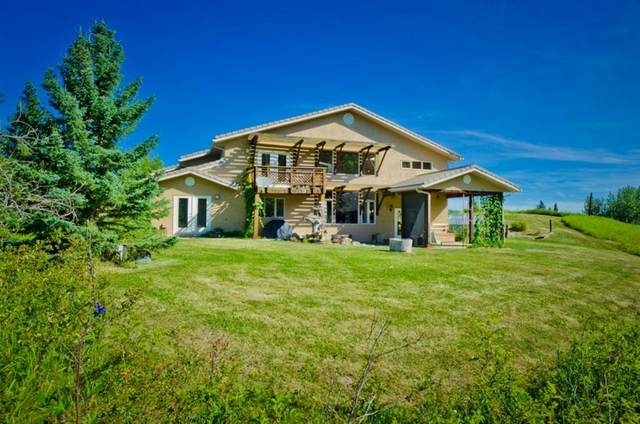 370050 272 Street W, Rural Foothills County, AB T0L 2A0 (#A1022601) :: Calgary Homefinders