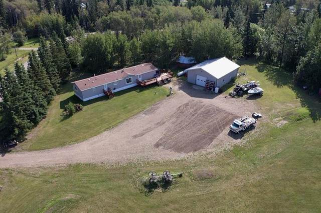 744033 Range Road 54 #7, Rural Grande Prairie No. 1, County of, AB T0H 3C0 (#A1022617) :: Canmore & Banff